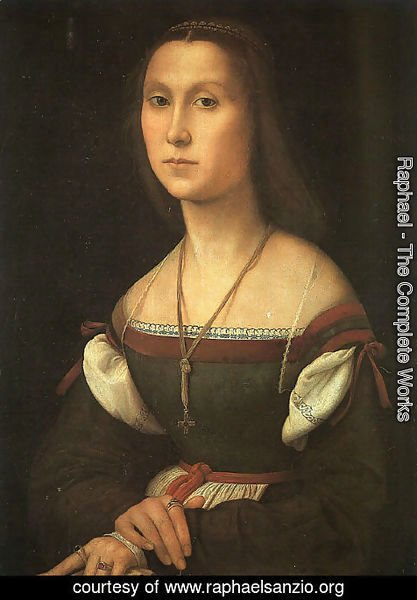 Raphael - The Mute Woman