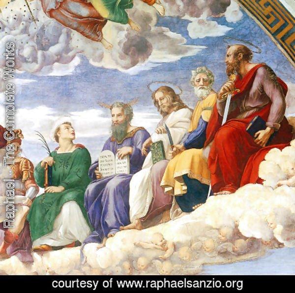 thesis statement for raphael sanzio