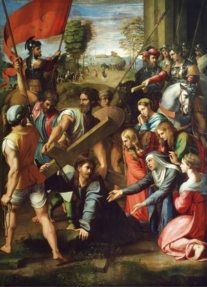 Raphael - The Hill of Calvary