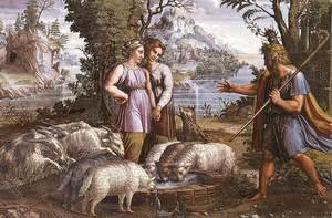 Raphael - Jacob's Encounter with Rachel