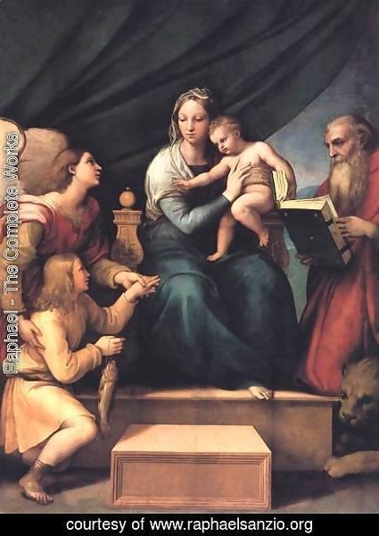 Raphael - Madonna with the Fish