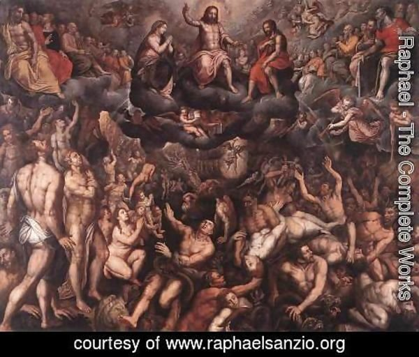 Raphael - Last Judgment