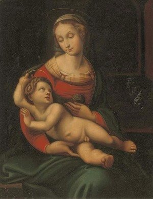 Raphael - The Madonna and Child