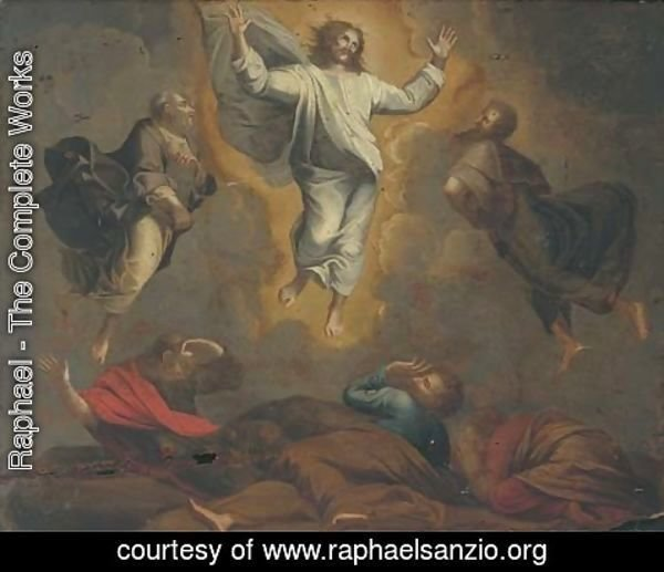 Raphael - The Transfiguration 2