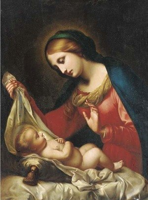Raphael - The Madonna and Child 5
