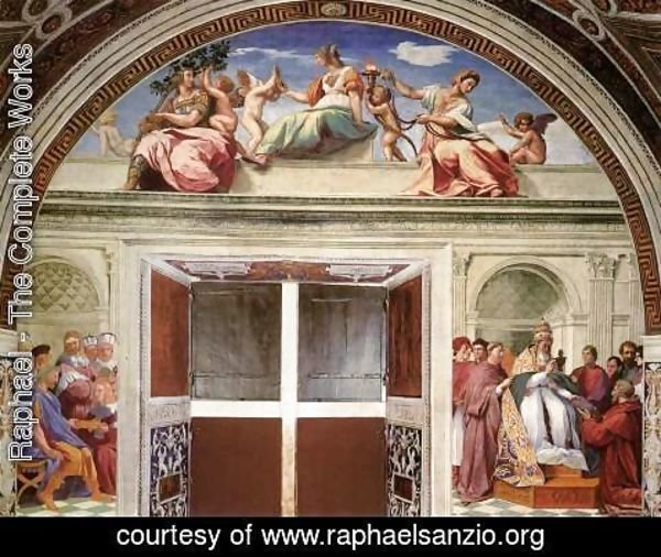 Raphael - The Justice Wall