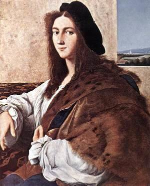 Raphael - Portrait of a Youth