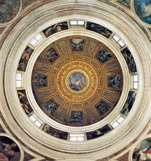 Dome of the Chigi Chapel