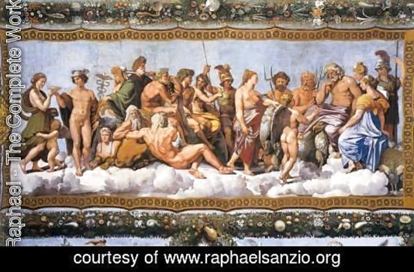 Raphael - The Council of Gods 2