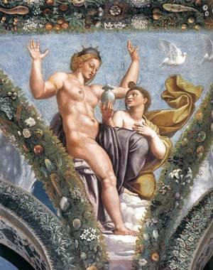 Raphael - Psyche Gives Venus the Vessel