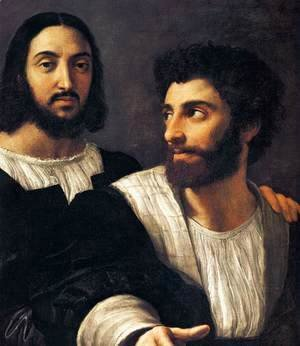 Double Portrait (detail)