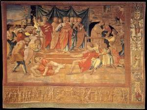 Death of Ananias