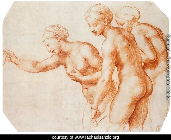 Study for the Three Graces