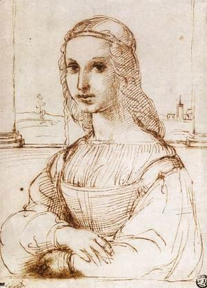 Raphael - Portrait of a Woman
