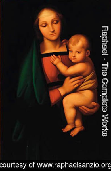 Raphael - The Madonna del Granduca