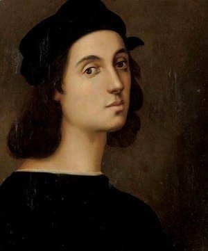 Raphael - Self-Portrait of the artist 2