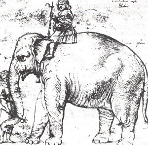 Hanno, The Pope's Leo X Elephant
