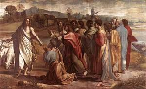 Raphael - The Handing Over The Keys