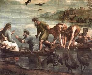Raphael - The Miraculous Draught Of Fishes