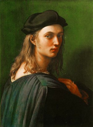 Portrait Of Bindo Altoviti 1515