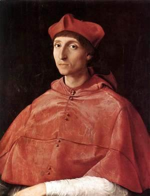 Portrait of a Cardinal 1510